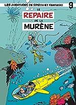 Les Aventures de Spirou et Fantasio, Tome 9 - Le repaire de la murène : Opé l'été BD 2019 de André Franquin