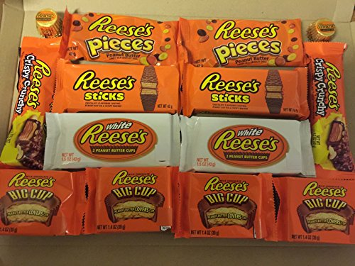 14-chocolate-largest-american-reeses-chocolate-box-present-box-consisting-of-a-12-piece-set-presente