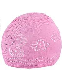Tutu by Galeja Babymütze 100% BW Mädchenmütze in 2 Farben in Größe 36-40, 40-44 und 44-48 cm Kopfumfang Kindermütze