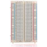 Neuftech 400 puntos de contacto Breadboard Experimental Protoboard placa de pruebas para Raspberry Pi Arduino(sin soldadura)