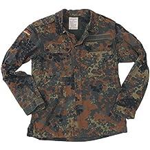 Originale langärmlige BW Feldbluse Arbeitsjacke Einsatzjacke Tarnjacke  Uniform Feldjacke verschiedene Ausführungen