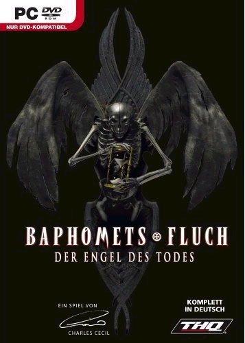 (Jewel Case) Baphomets Fluch 4: Der Engel des Todes [video game]