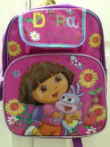 Kleiner Rucksack–Dora the Explorer–Dora & Boots 30,5cm New -