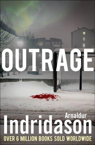 Outrage (Reykjavik Murder Mysteries 7)