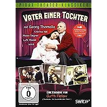 Coverbild: Vater einer Tochter - Erfolgreiche Komödie von Curth Flatow mit Georg Thomalla