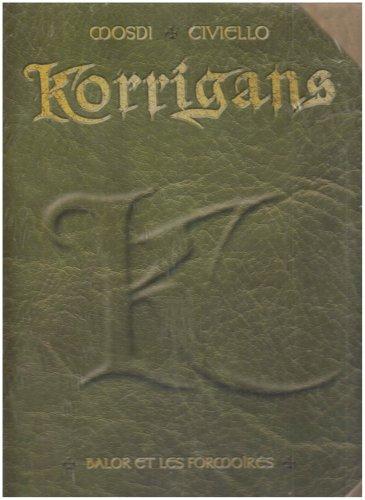 Korrigans, Tome 4 : Le seigneur du chaos : Avec coffret