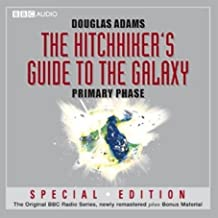 Hitchhiker's Guide To The Galaxy, The  Primary Phase