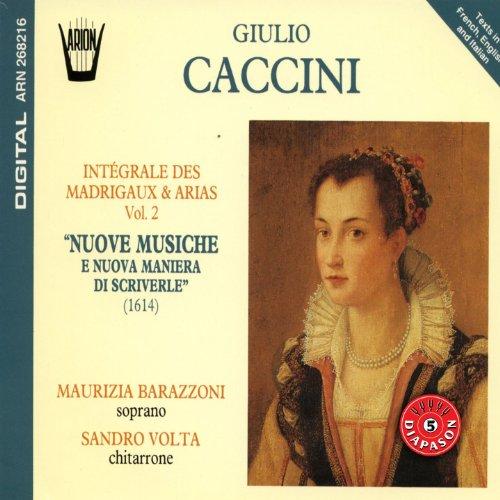 INtégrale des madrigaux & Arias Vol.2