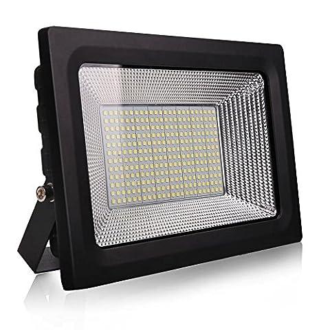Lantoo 220V en option Watts projecteurs LED éclairages de sécurité de jour Blanc ultra lumineux lampe spot Projecteur extérieur IP65étanche Sécurité extérieur lamps