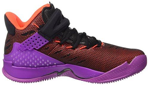adidas Ball 365, Basket homme Multicolore - Multicolore (Shopur/Silvmt/Cblack)