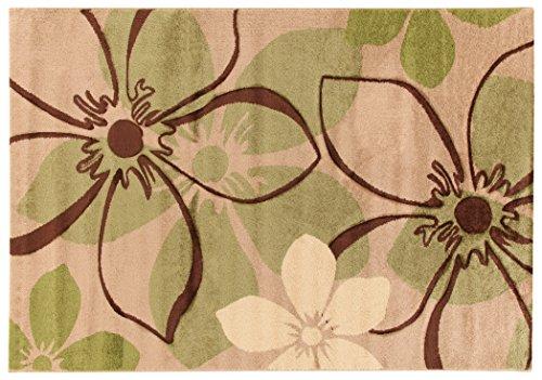 Viva Tappeti Primavera Tappeto, Materiale Sintetico, Multicolore, 80x150x1.2 cm
