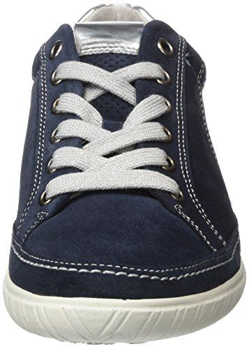 Basic argento Comfort Shoes Bleu Derbys Gabor Ocean Femme qgZZaw