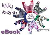 Wicky N�hanleitung mit Schnittmuster auf CD f�r Kinder H�nge-Hose Pumphose Jerseyhose Fletzhose Gr.50-164 Bild