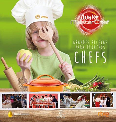 Grandes recetas para pequeños chefs