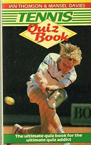 Tennis Quiz Book
