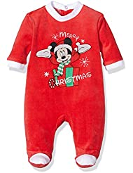Disney Mickey Mouse Set, Ensemble de Pyjama Mixte Bébé