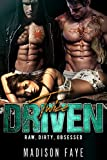 Front cover for the book Twice Driven by Madison Faye
