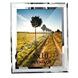 PETAFLOP 8x10 - Marco de fotos (cristal, para colocar en la mesa)