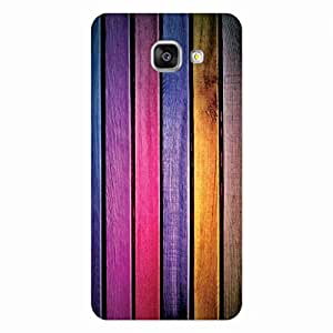 GripIt Painted Wood Strips Case for Samsung Galaxy A7 (2016)
