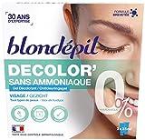 blondepil Gel Decolorante Senza Ammoniaca per viso 2X 25ML