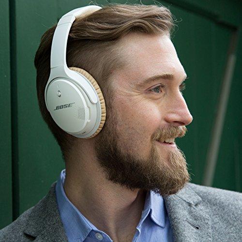 Bose ® SoundLink around-ear kabellose Kopfhörer II weiß - 6