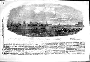 Batterie de Portsic d'École-Bateau de Brest Borda de 1854 Bateaux de Guerre