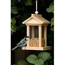 Vogelfutterhaus Holz Vogelhaus Vogelhäuschen Futterhaus Vogel Vögel