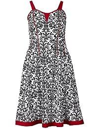 Joe Browns Damen Trägerkleid große Größen 100% Baumwolle