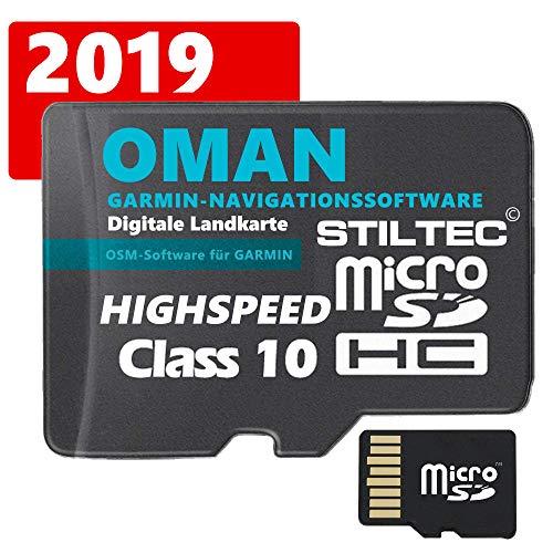 ★ Oman Garmin Topo GPS Karte GB ...