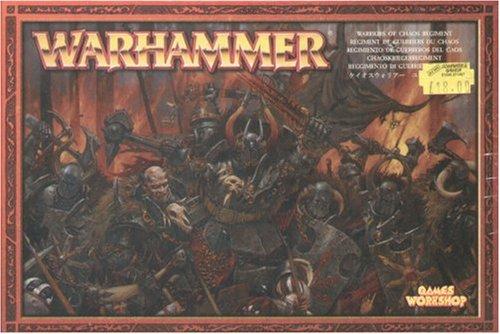 Games Workshop 1004222 Regimiento de Guerreros del Caos