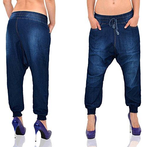 Jean pour Femme Pantalon Chino Aladin pour Femme Jean Boyfriend Femmes Jean Baggy Femmes Pantalon Sarouel Z160 Z162