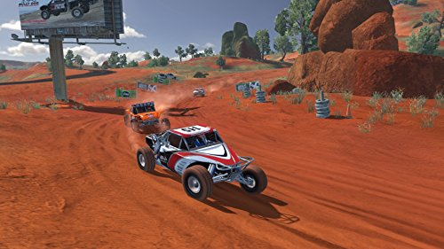 Baja: Edge of Control HD  screenshot