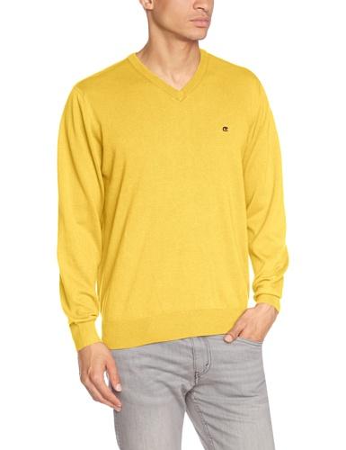 CASAMODA Herren Pullover 004130/500 Gelb (gelb 500)