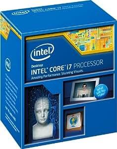 Intel i7-4771 Core Prozessor (3,5 GHz, Sockel 1150, 8MB Cache, 84 Watt)