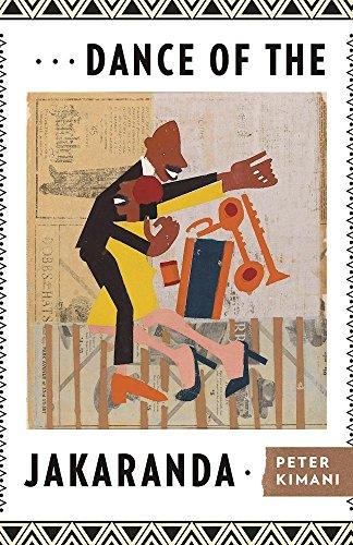 Dance Of The Jakaranda por Peter Kimani