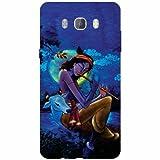 Hamee Designer 3D Printed Hard Back Case / Cover for Samsung Galaxy J7-6 / J7 (2016) Krishna