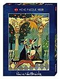Heye 29720 - Standardpuzzle, New Arcade 1000 Teile, Rosina Wachtmeister, Mehrfarbig