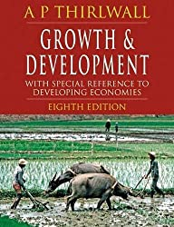 Growth and Development, Eighth Edition: With Special Reference to Developing Economies by A. P. Thirlwall (2006-02-04)