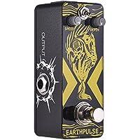 Muslady EARTHPULSE Analog Tremolo Guitar Effect Pedal True Bypass Metal Shell SWIFF AP02