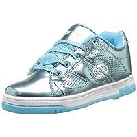 Heelys Split Blue Chrome Kids Shoe - UK 4