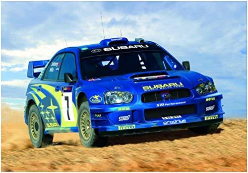 Heller - 80750 - Maqueta para Construir - Subaru Impreza WRC '03 - 1/24