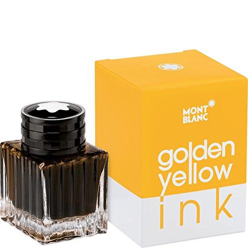 Mont Blanc golden yellow 30ml Tinte