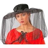 Guirma - Sombrero pamela viuda