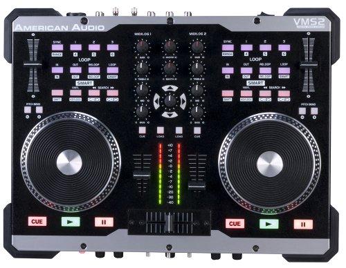 American Audio Mixer (American Audio VMS2 DJ Controller)