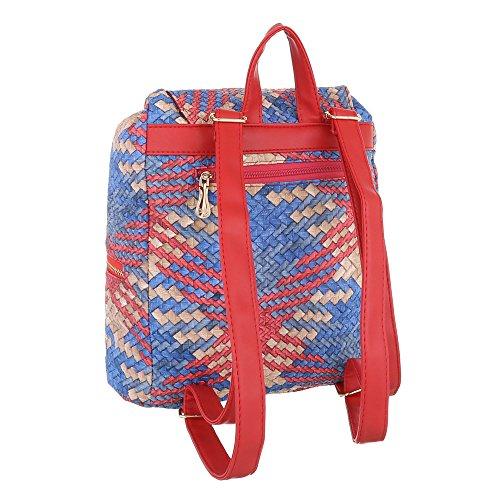 Taschen Schultertasche Modell Nr.1 Rot