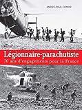 Légionnaire-parachutiste - 70 ans d'engagements pour la France