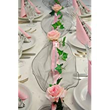 Suchergebnis Auf Amazon De Fur Tischdeko Konfirmation Rosa