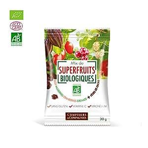 Mix Superfruits + eclats feves de cacao - 30 g