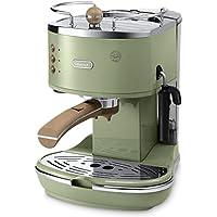De'Longhi ECOV311.GR Macchina per Caffè Espresso con Pompa, Verde