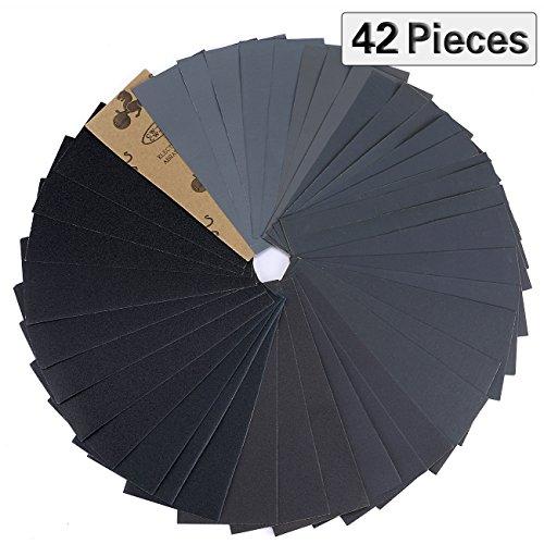 papel-de-lija-seacue-42-pieza-120-150-180-240-320-400-600-800-1000-1200-1500-2000-2500-3000-grit-sur